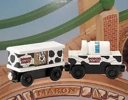sodor dairy cars set including cow car