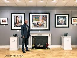 Adrian Hill Fine Art | Visit East of England