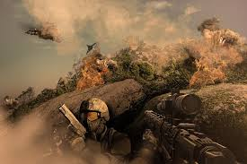 best sniper games for shooting