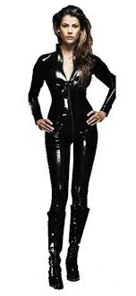 pvc catwoman costume fancy dress our