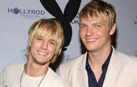 Aaron Carter responds to brother Nick's claim he 'threatened to ...