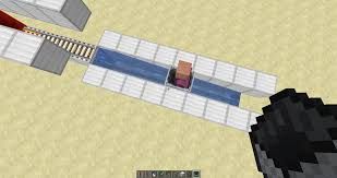 Mc 135425 Minecart In Water Stream On Top Of Fence Gates Stops Moving Jira