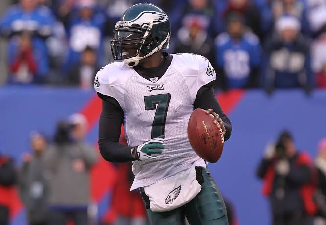 Image result for Vick, Eagles Fall Short Of Earning Playoff Bye""
