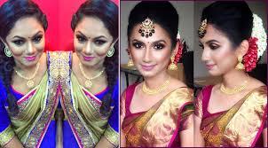 indian makeup artist in kl saubhaya
