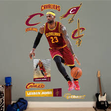 Shop Fathead Lebron James Wall Decals Overstock 9663488