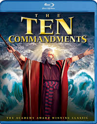 Amazon.com: The Ten Commandments (1956 ...