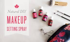natural diy setting spray young