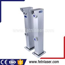 Outdoor Laser Beam Fence Security Alarm System Tengzhou Feitian Laser Automation Technology Co Ltd