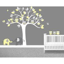 Nursery Elephant Wall Decals Wayfair