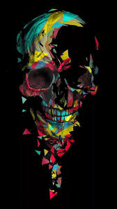 cool skull iphone wallpapers 20