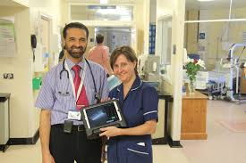 Doctors can view stroke patient scans from home - North Tees and Hartlepool  NHS Foundation Trust | North Tees and Hartlepool NHS Foundation Trust