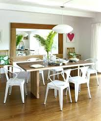 white dining table ideas lightsdweb co