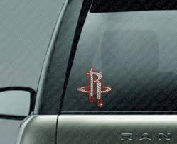 Rockets Car Decal Etsy