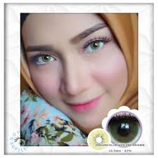 SOFTLENS DREAMCOLOR ADELINE BROWN | Shopee Indonesia