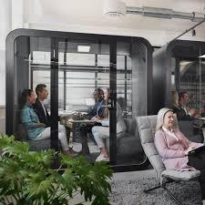 office pods by framery