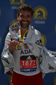 Marathon runner Adam Baker reveals Orion Harriers running club ...