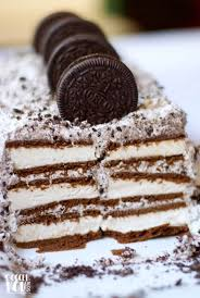 the easiest homemade ice cream cake