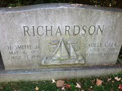 Adele Boush Greig Richardson (1921-2001) - Find A Grave Memorial