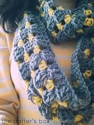 Ravelry: The Carefree Crochet Infinity Scarf pattern by Hilary Renshaw