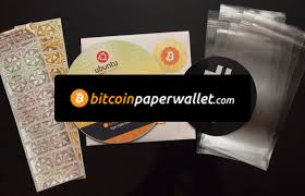 Bitcoin Paper Wallet – Safest Way To Store Cryptocurrency Offline?