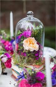 wonderland garden elopement ideas