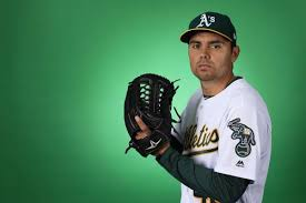 A's reliever Joakim Soria on the mend, set to join new teammates ...