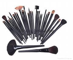 mac 24 piece professional makeup brush