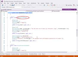 what is a model in asp net mvc the