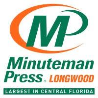 Minuteman Press Longwood Design Printing Mail Signs Linkedin