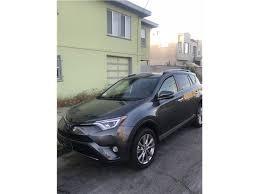 2018 toyota rav4 limited hybrid lease
