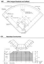 New Field Proposal Softball Little League Baseball Baseball
