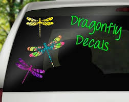 Dragonfly Live Laugh Love Vinyl Decal Sticker Car Auto Tumbler Glass Notebook