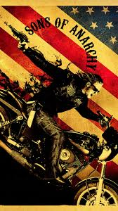 sons of anarchy tv series iphone 6 plus