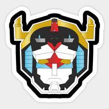 Voltron Stickers And Legendary Defender Designs Teepublic