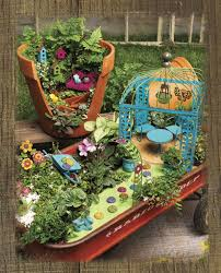 miniature fairy garden super