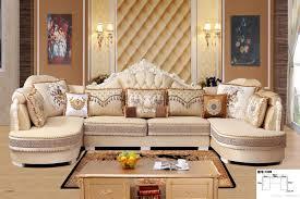 fabric sofa l shape sectional