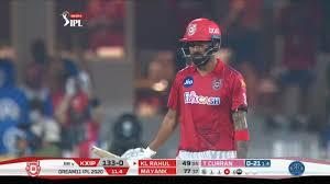 KXIP vs RR 9th Match IPL 2020 Highlights