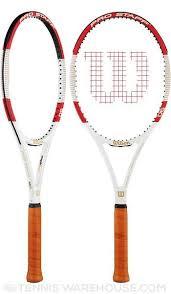 wilson pro staff 90 racquet tennis