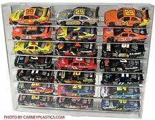 nascar display case s