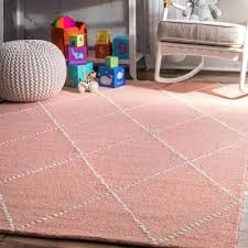 Pink Kids Rugs Rugs The Home Depot