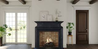 pretty antique fire hearth surrounds
