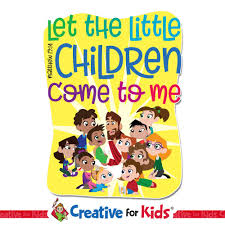 Let The Little Children Come To Me Wall Words Creative For Kids