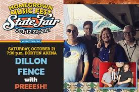 N C State Fair On Twitter Saturday 10 21 Dillon Fence With Preeesh Dorton Arena Line Up Begins At 6 P M Doors At 7 P M Show At 7 30 P M Ncstatefair Https T Co Rf9k0xchrr