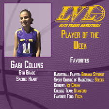 LVL Players of the Week: Gabi Collins and Ava Owens | LVL Elite Travel  Basketball