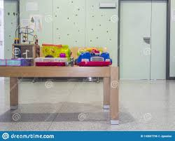 Pediatrician Consultation Waiting Room Stock Photo Image Of Care Infancy 143697796