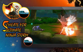 Cheats for Naruto Ultimate Ninja Storm 5 cho Android - Tải về APK