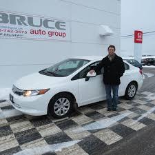 A happy customer! | Bruce Honda