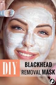 effective blackhead removal mask diy