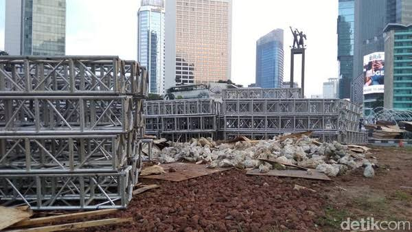 Image result for batu gabion dibongkar""