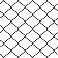 Chain Link Fence Vector Stock Vector C Arenacreative 9295215